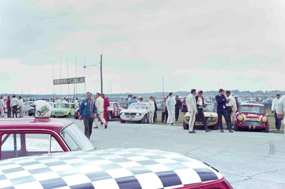 Daytona Pre-Race