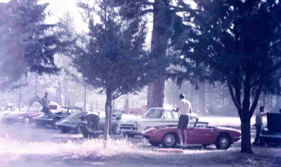 Club Event 1968