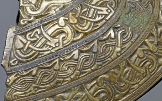 Sutton Hoo Filigree Detail